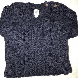 Gap cable knit onsie